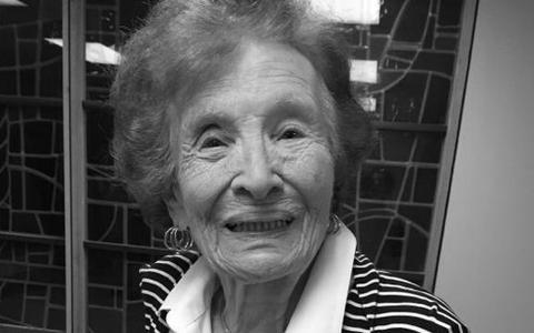 Verzetsheldin Ruth de Jonge (99) overleden