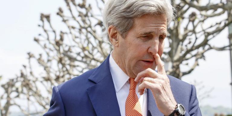 Kerry waarschuwt Syrische president Assad