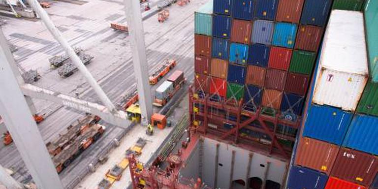 Export groeit flink in april