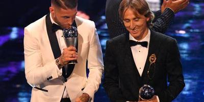 Modric beste FIFA-voetballer van het jaar