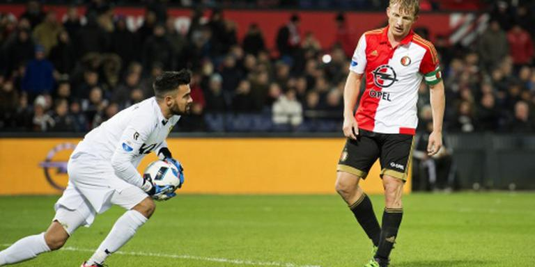 Doelman Van Leer langer bij Roda JC