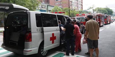 Treinongeluk Taiwan: veel doden en gewonden