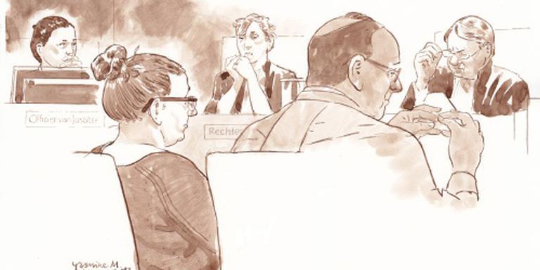 Drie jaar cel Yasmine in zaak dode baby's