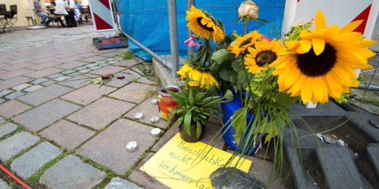 'Duitsland gewaarschuwd voor dader Ansbach'