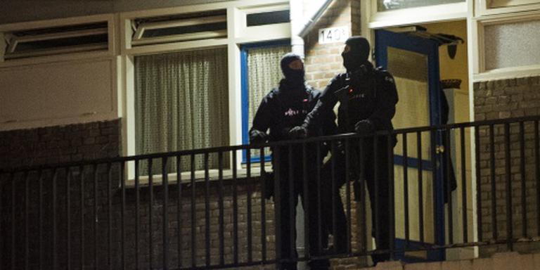 Bewonersavond na arrestaties Rotterdam
