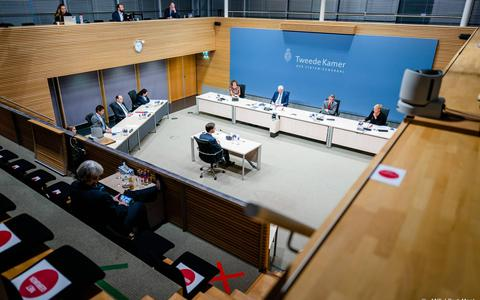 Ondervragingscommissie presenteert reconstructie toeslagenaffaire.
