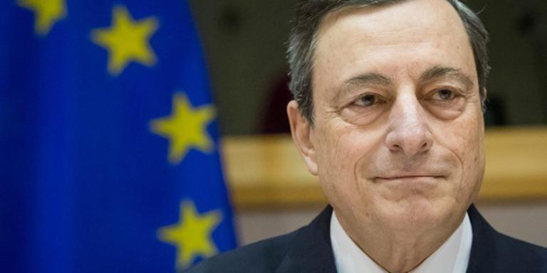 ECB zet belangrijkste rentetarief op nulpunt
