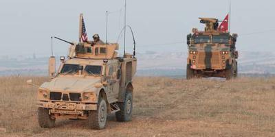 VS blijven met 400 militairen in Syrië