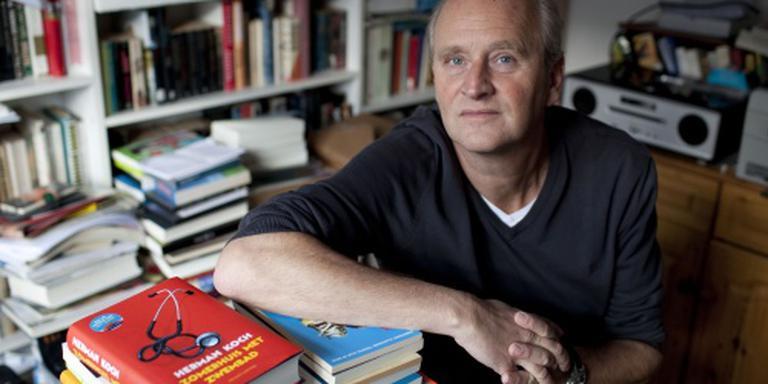 Herman Koch schrijft boekenweekgeschenk 2017