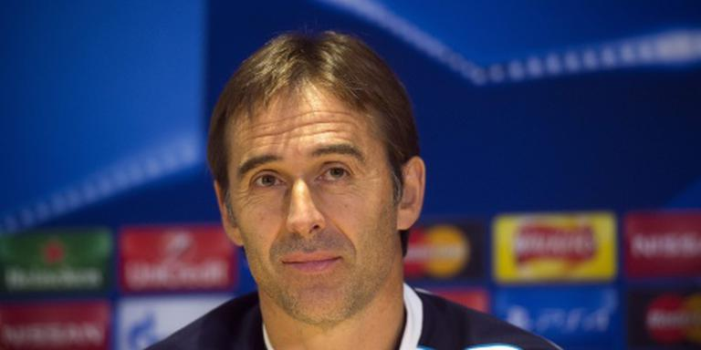 Lopetegui bondscoach Spaanse voetballers