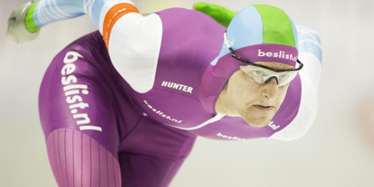 Ronald Mulder wint eerste 500 meter
