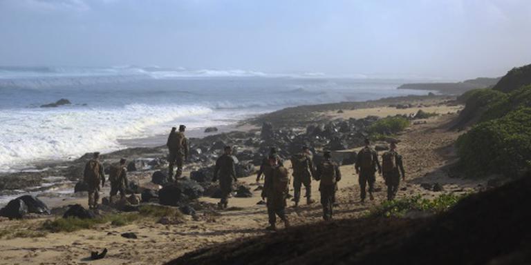 Vermiste mariniers VS vermoedelijk overleden