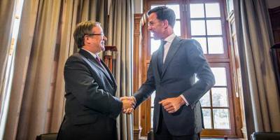 Eerste regeringsdialoog met Duitse deelstaat