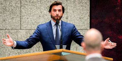 Baudet vindt debat 'beneden zijn waardigheid'