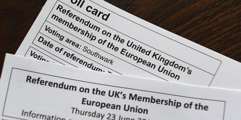 Ruim 46 miljoen Britten kunnen stemmen