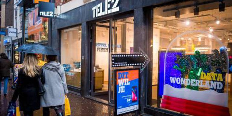Storing mobiele diensten Tele2 opgelost