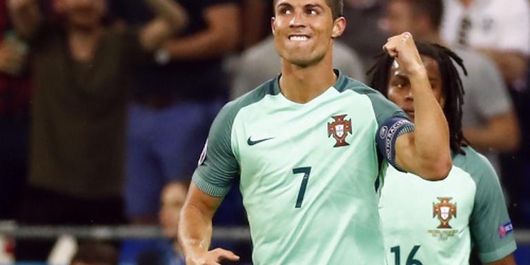 Portugal ten koste van Wales naar EK-finale