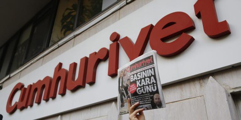 Turks OM eist levenslang tegen journalisten