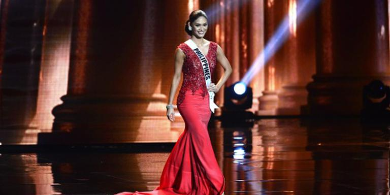 Nieuwe Miss Universe komt uit Filipijnen
