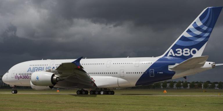Veel orders Airbus en Boeing in Farnborough