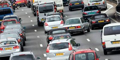 ANWB verwacht vakantiedrukte op snelwegen