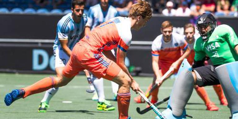 Hockeyers pakken brons in Breda
