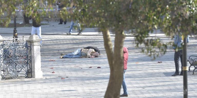 Tien doden bij vermoedelijke aanslag Istanbul