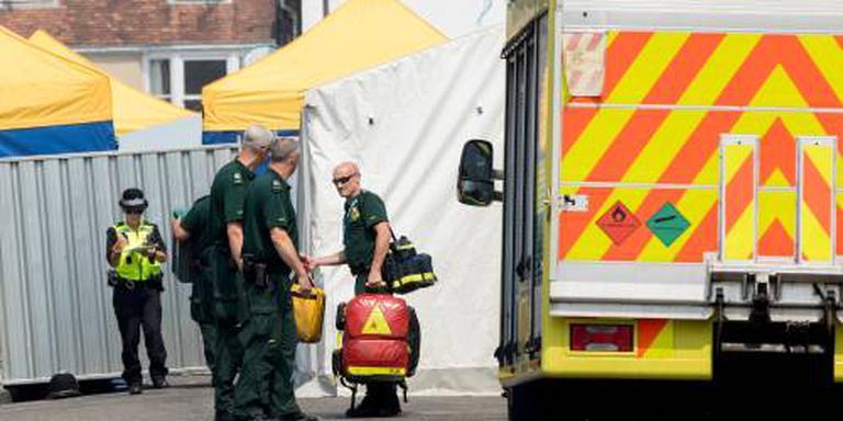 'Londen wil uitlevering verdachten zenuwgas'
