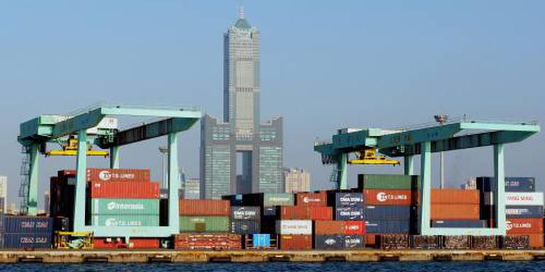 Chinese export groeit ondanks handelsvete