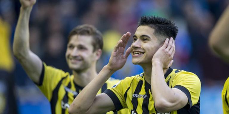 Vitesse en Fiorentina akkoord over Diks