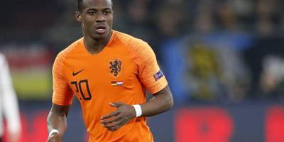 Dilrosun zegt met blessure af voor Jong Oranje
