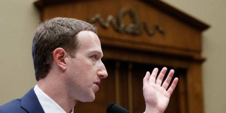Zuckerberg dinsdag voor gesprek in Brussel
