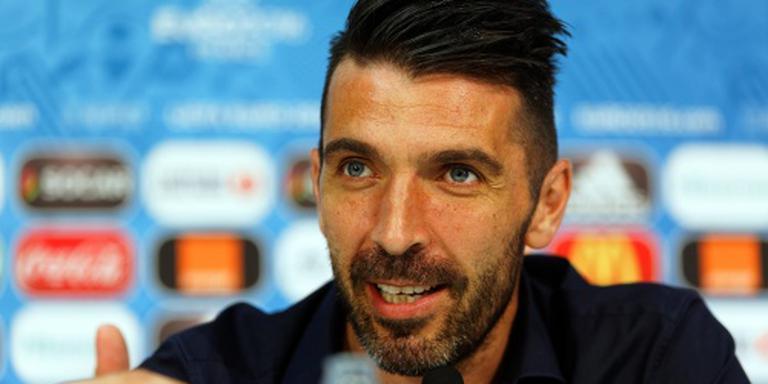Buffon gaat door tot WK 2018