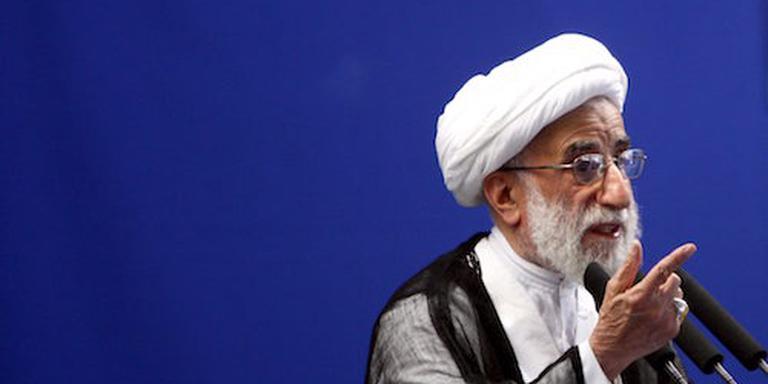Antiwesterse chef voor Iraanse Raad