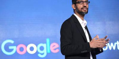 'Google-top belt met EU over miljardenboete'