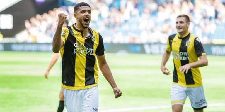 Vitesse loopt na rust weg bij FC Groningen