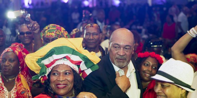 Bouterse wil geheime zitting van parlement