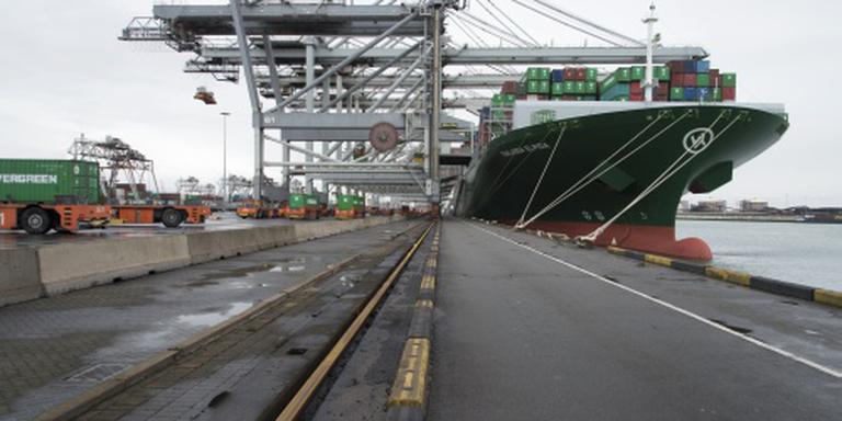 Campagne tegen criminaliteit haven Rotterdam