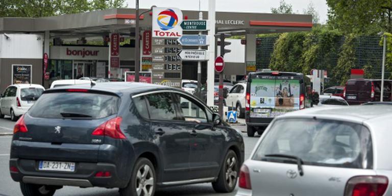 Frankrijk krijgt langzaam weer brandstof