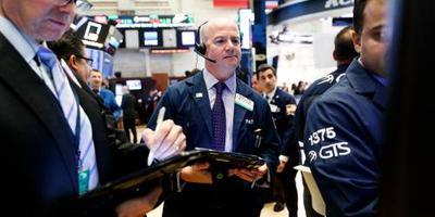 Wall Street voelt zorgen handel en politiek