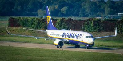 'Ryanair roept vloerslapers op het matje'