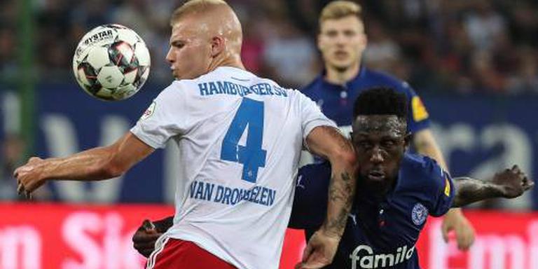 Hamburger SV opent met nederlaag