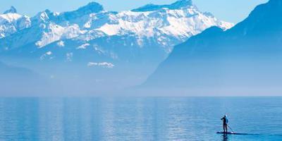 Twee doden door lawines in de Alpen