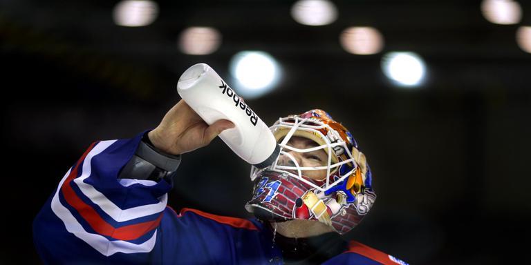 IJshockeywedstrijd Flyers-Nijmegen afgelast