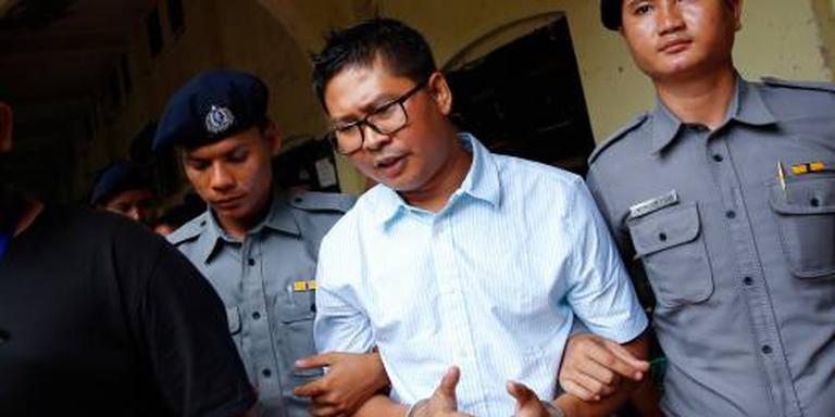 VS eist van Myanmar vrijlating journalisten