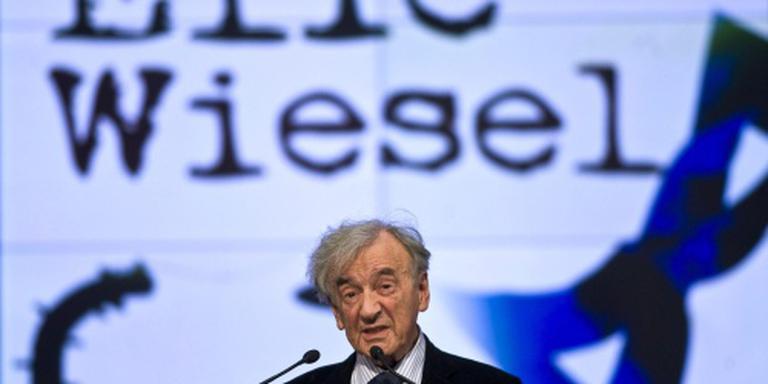Schrijver Elie Wiesel overleden