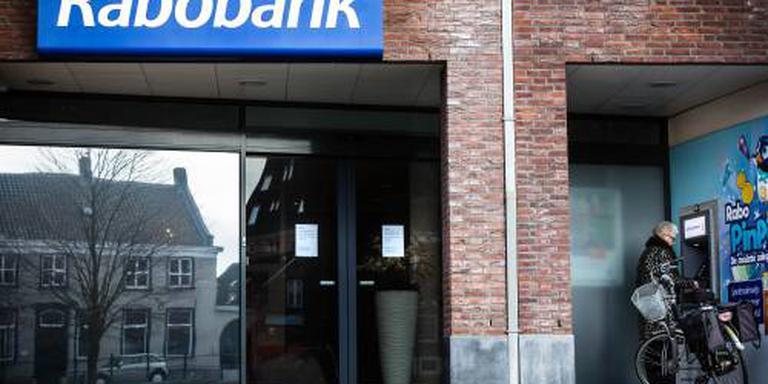 Rabo-beveiligers voor de rechter voor bankroof