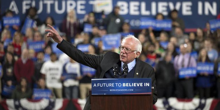 Sanders verslaat Clinton in Alaska