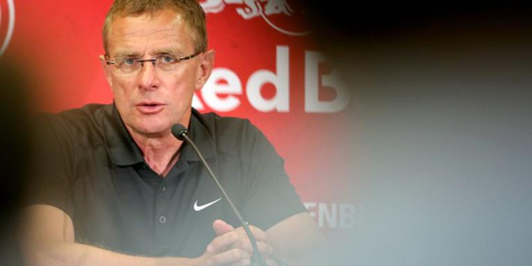 Engelse media: Rangnick kandidaat-bondscoach