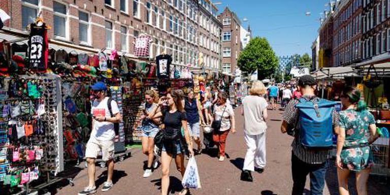 Amsterdammers blij in stad ondanks woningnood